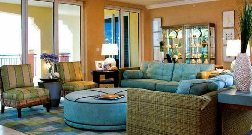 Bloombety Beach House Interior Color Schemes Blue