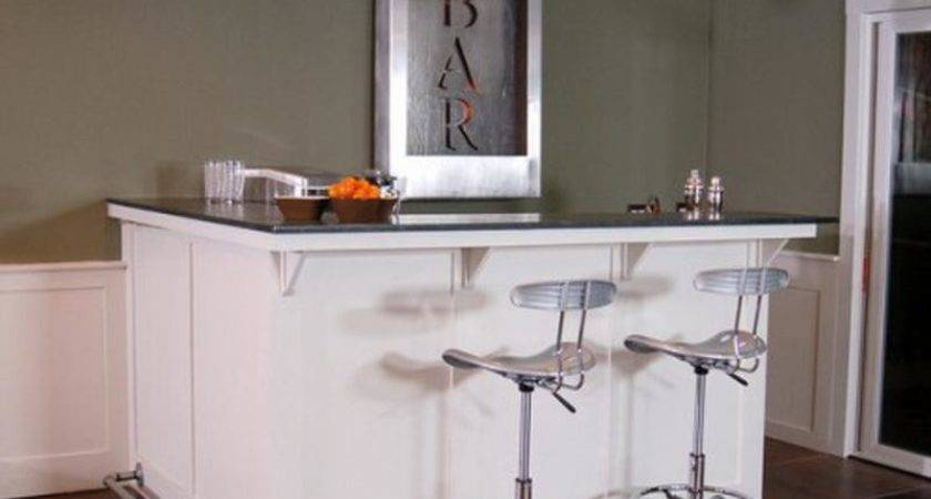 Bloombety Cool Home Bar Decorating Ideas