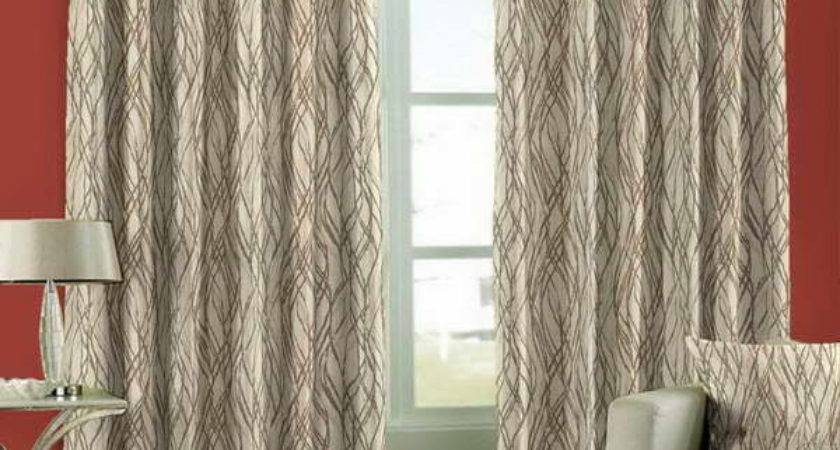 Bloombety Curtain Styles Red Walls Perfect