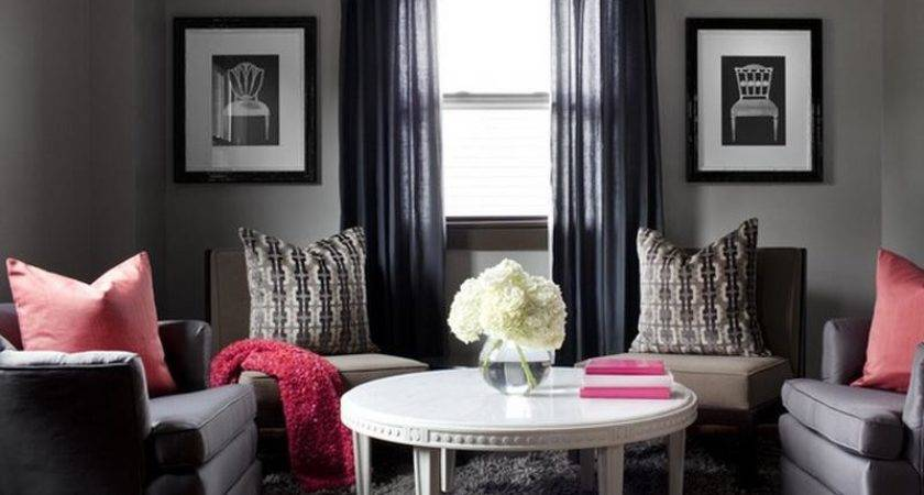 Bloombety Grey Popular Interior Paint Colors