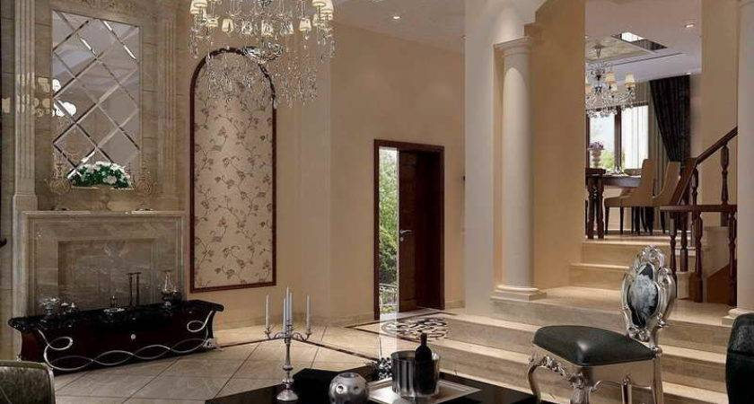 Bloombety Luxurious Interior Design Living Room