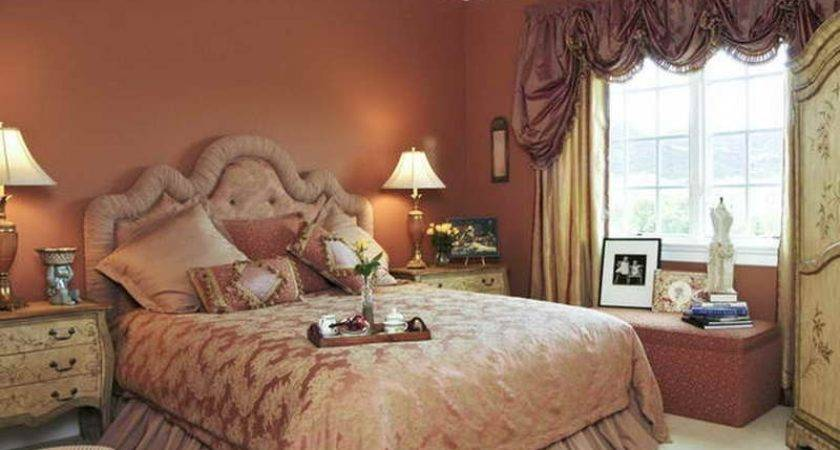 Bloombety Modern Furniture Romantic Bedroom Colors