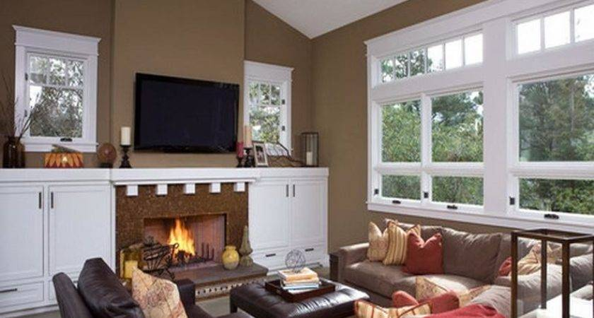 Bloombety Most Popular Living Room Paint Colors