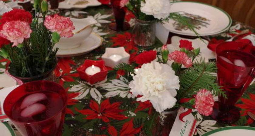Bloombety Place Setting Ideas Christmas Ornament
