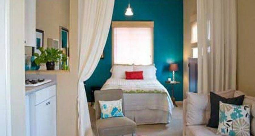 Bloombety Small Studio Apartment Decorating Ideas