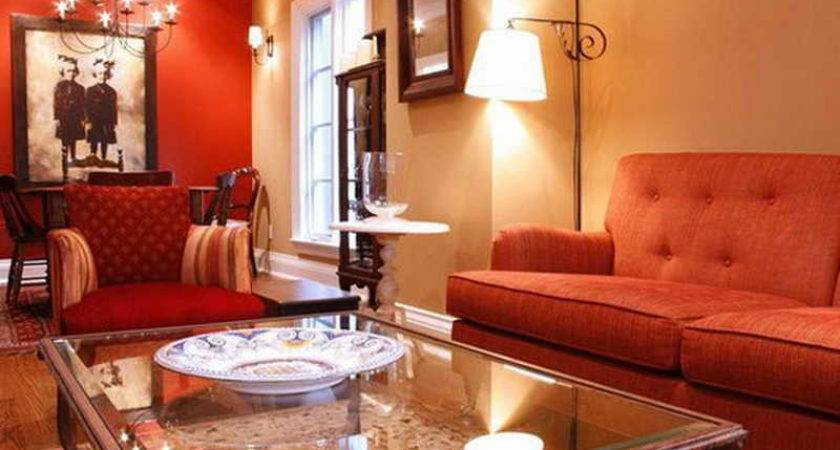 Bloombety Warm Colors Living Rooms Tones