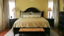 Bloombety Yellow Master Bedroom Paint Design Ideas
