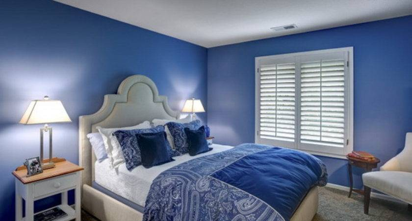 Blue Bedroom Ideas Room Decorating Suggestions