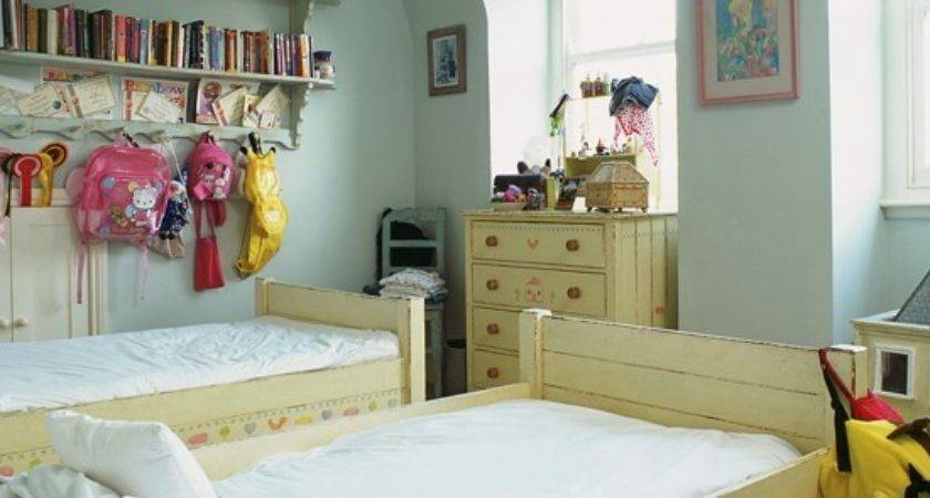 Blue Bedrooms Girls Home Decorating Ideas
