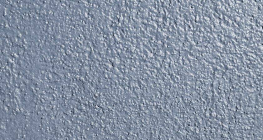 Blue Gray Colored Painted Wall Texture