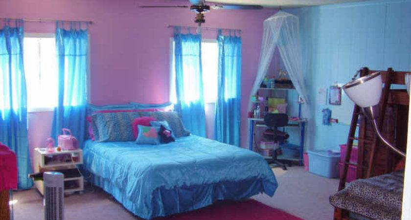 Blue Pink Bedrooms Photos Video