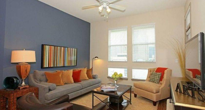 Blue Sea Living Room Paint Ideas Accent Wall Tedx
