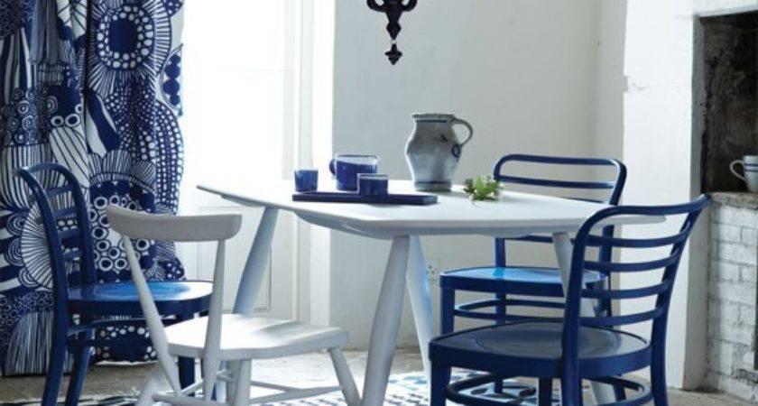 Blue White Dining Room Ideas Best Cars