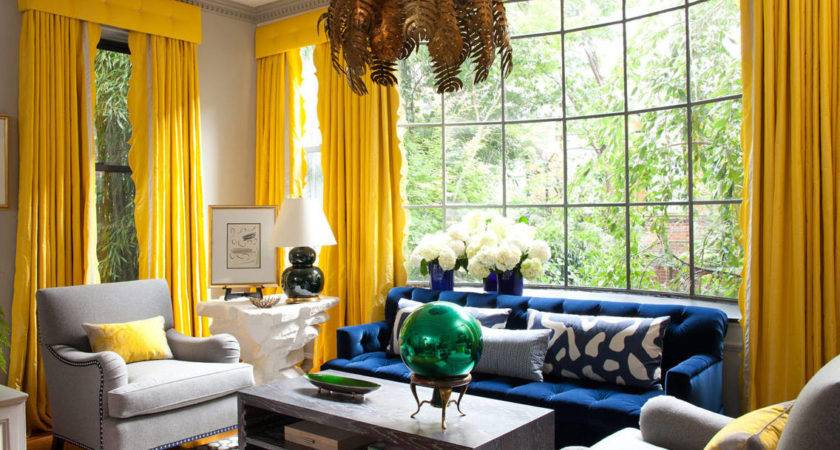 Blue Yellow Living Room Ideas Best Cars