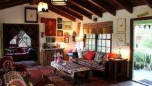 Bohemian Style Interiors Living Rooms Bedrooms