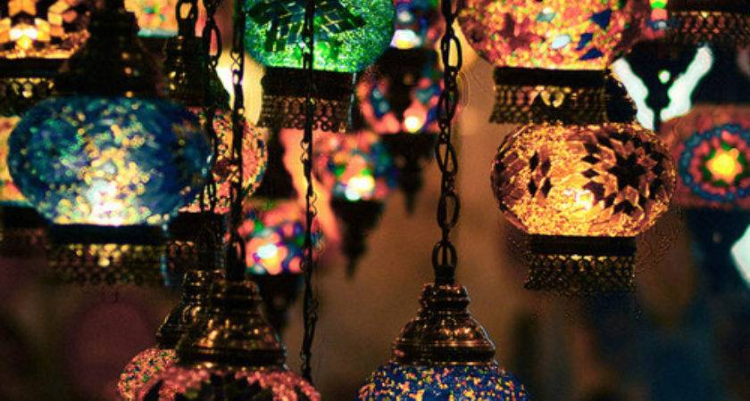Boho Indie Lanterns Fall Winter Photos