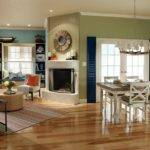 Bold Wall Painted Living Room Colors Midcityeast