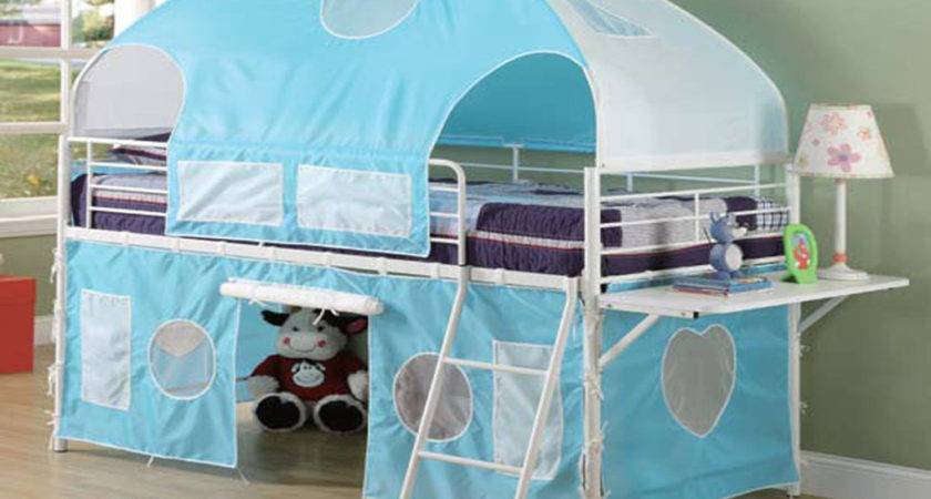 Boys Tent Bunk Bed Beds
