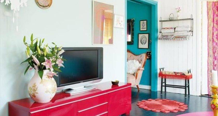 Bright Colors Home