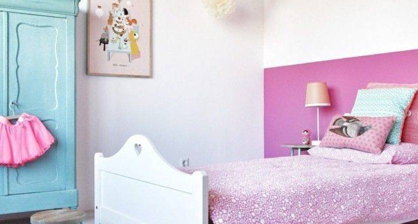 Bright Girly Rooms Mommo Design