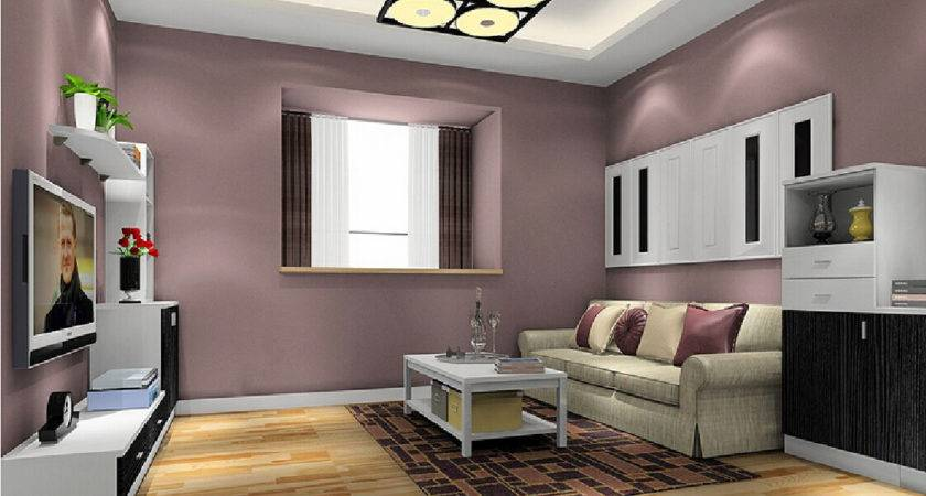 Bright Wall Colors Living Room