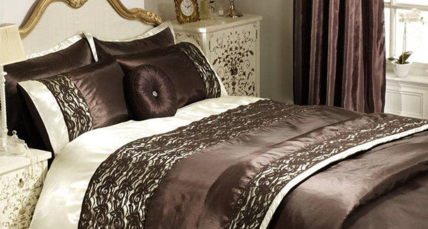 Brown Cream Bedding King Sets Collections