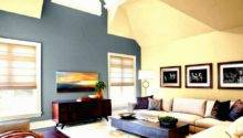 Brown Living Room Color Schemes Home Decoration Plan
