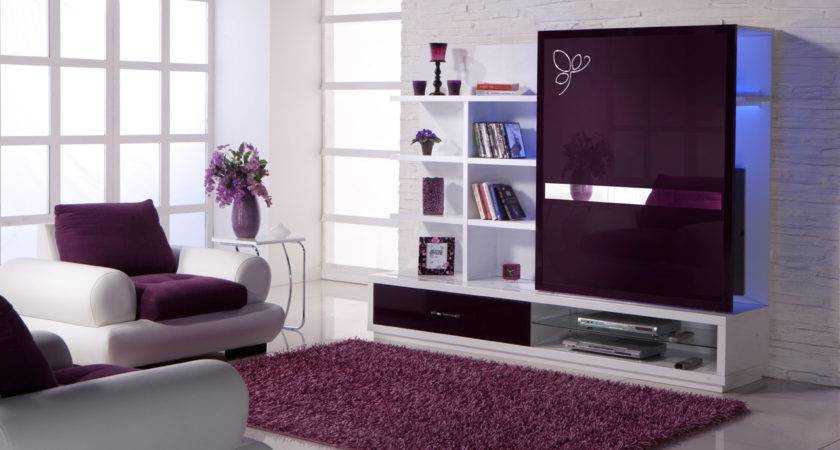 Brown Orange Living Room Ideas Purple Together