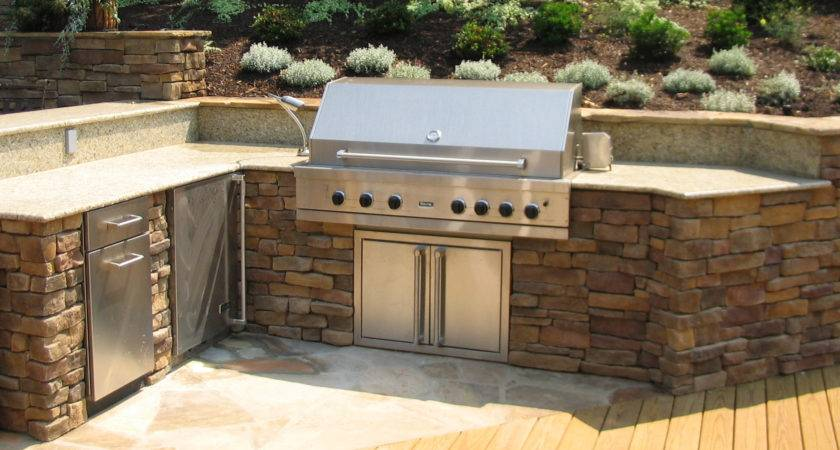 Built Barbecue Grill Ideas