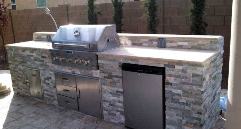 Built Barbecues Fireplace Living Landscape Call