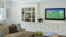 Built Media Cabinets Design Ideas