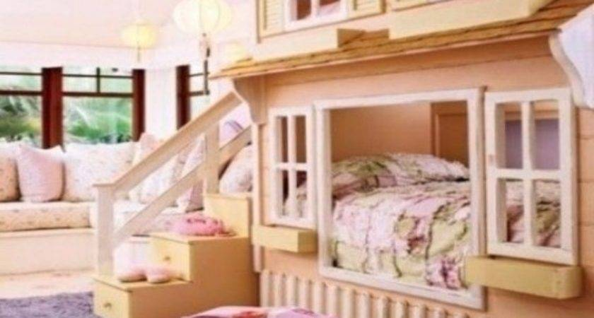 Bunk Beds Look Like House Pin Roach Lovely