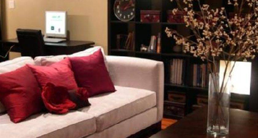 Burgundy Accent Chairs Living Room Peenmedia