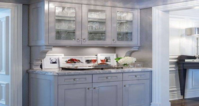 Butlers Pantry Gorgeous Gray Design Interior Designs