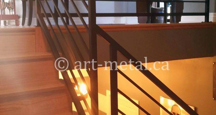 Buy Install Interior Railings Toronto Gta