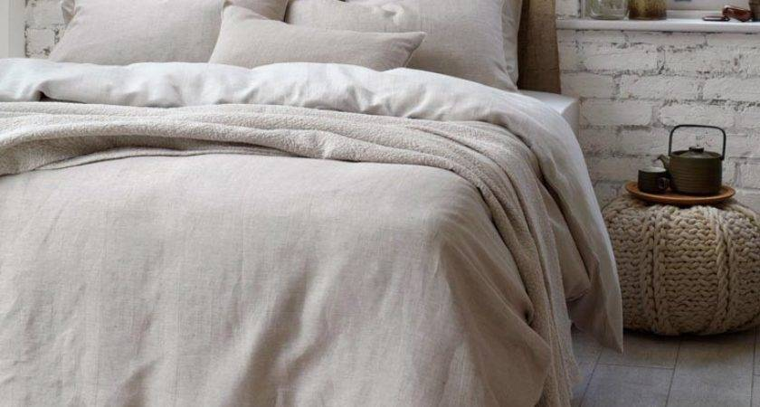 Buy Natural Linen Bedding Secret Store