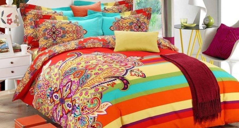 Buy Wholesale Orange Yellow Bedding China