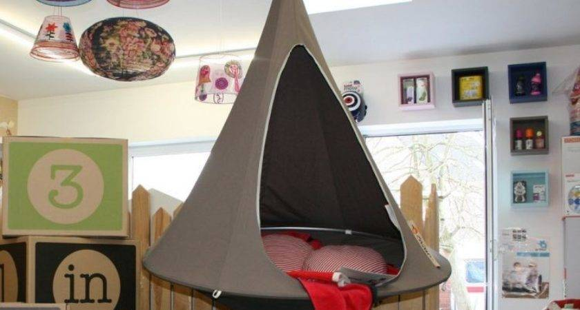 Cacoon Hammock Chair Indoors Outdoors Digsdigs