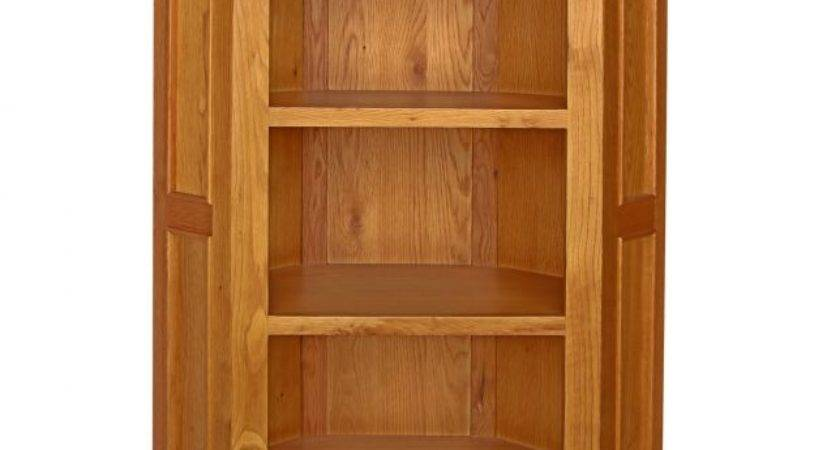 Canterbury Tier Corner Bookcase