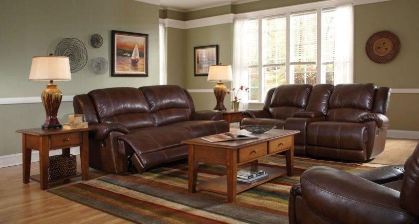 Captivating Living Room Colors Brown Furniture