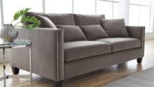 Cathedral Portsmouth Grey Fabric Sofa Buy Sofas