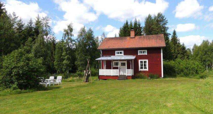 Century Old Farmhouse Sweden Small House Bliss