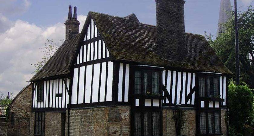Century Timber Framed House Ely Typical