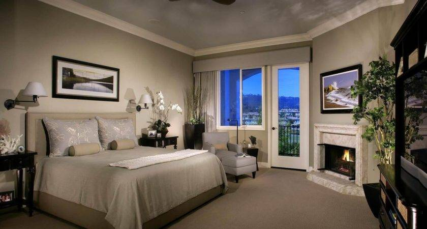 Chairs Master Bedrooms Examples