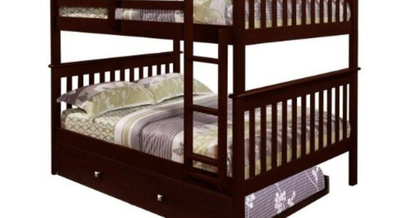 Cheap Bunk Bed Over Trundle
