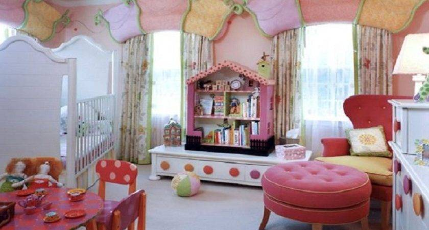 Cheap Colorful Kids Room Decorating Ideas Girls