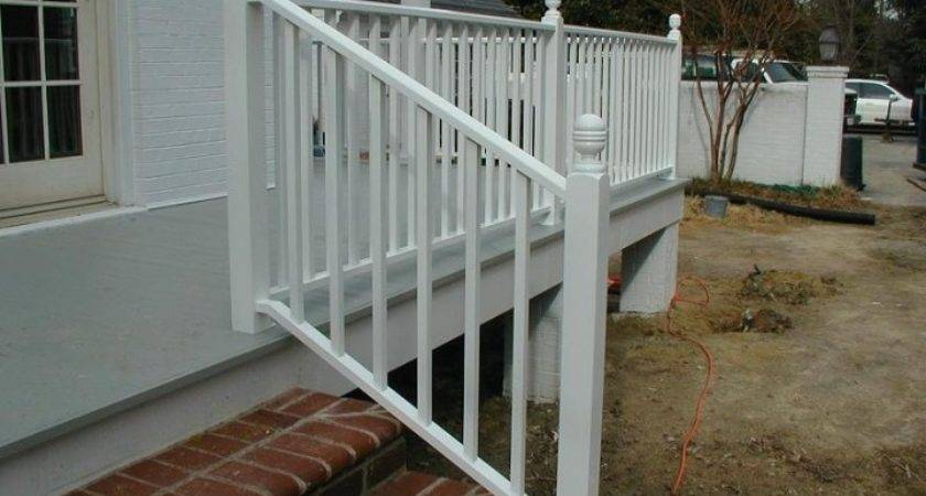 Cheap Step Rail Rails Cement Steps Yahoo