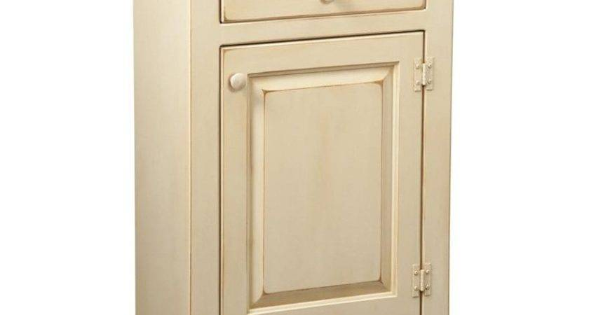 Chelsea Home Hannah Small Kitchen Cabinet Pantry
