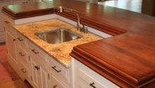 Cherry Wood Countertops Kitchen Island Philadelphia