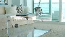 Chic Acrylic Coffee Tables